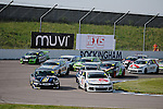VW Racing Cup : Rockingham 04/05 May 2014