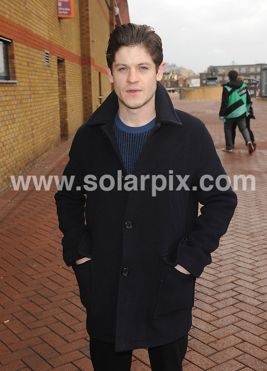 **EXCLUSIVE ALL ROUND PICTURES FROM SOLARPIX.COM**                                             **WORLDWIDE SYNDICATION RIGHTS**                                                                                  Caption: T4 Stars 2011 arrive at Earls Court in London                                                                              This pic:   Iwan Rheon                                                                                     .JOB REF: 14289       LNJ       DATE:11.12.2011                                                            **MUST CREDIT SOLARPIX.COM OR DOUBLE FEE WILL BE CHARGED**                                                                      **MUST AGREE FEE BEFORE ONLINE USAGE**                               **CALL US ON: +34 952 811 768 or LOW RATE FROM UK 0844 617 7637**