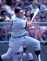 Minnesota Twins Harmon Killebrew(14) in action during a game from his 1971 season.   Harmon Killebrew played for 21 years with 2 different teams and was inducted to the Baseball Hall of Fame in 1984.David Durochik/SportPics