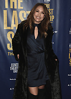 "LOS ANGELES - JANUARY 22:  Carrie Ann Inaba at the opening night of ""The Last Ship"" on January 22, 2020 at the Ahmanson Theatre in Los Angeles, California. (Photo by Scott Kirkland/PictureGroup)"