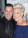 Pink aka Alecia Moore and Carey Hart <br />  at Roadside Attractions L.A. Premiere of Thanks for Sharing held at The Arclight  in Hollywood, California on September 16,2013                                                                   Copyright 2013 Hollywood Press Agency