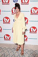 Caroline Catz<br /> at the TV Choice Awards 2018, Dorchester Hotel, London<br /> <br /> ©Ash Knotek  D3428  10/09/2018