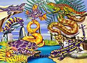 Alfredo, CUTE ANIMALS, puzzle, paintings(BRTO50969,#AC#) illustrations, pinturas, rompe cabeza