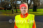 Carmel Leen from Monalee enjoying a stroll in the Tralee town park.