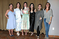 LOS ANGELES - JUN 17:  Melissa Claire Egan, Jacqueline MacInnes Wood, Heather Tom, Finola Hughes, Genie Francis, and Nancy Lee Grahn at the Heather Tom Hosts the Best Actress Daytime Emmy Nominees Annual Gathering at the Chevy Chase Country Club on June 17, 2021 in Glendale, CA