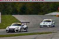 Porsche GT3 Cup Challenge Canada<br /> Victoria Day SpeedFest Weekend<br /> Canadian Tire Motorsport Park, Mosport, ON CAN<br /> Sunday 21 May 2017<br /> 2, Etienne Borgeat, GT3CP, CAN, 2017 Porsche 991<br /> World Copyright: Jake Galstad<br /> LAT Images<br /> ref: Digital Image galstad-CTMP-0517-56009