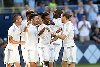Sporting Kansas City vs New York City FC, July 10, 2016