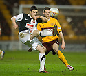 ::  DUNDEE UTD'S CRAIG CONWAY CLEARS FROM MOTHERWELL'S STEVEN SAUNDERS  ::.06/04/2011 sct_jsp_016_motherwell_v_dundee_utd     .Copyright  Pic : James Stewart.James Stewart Photography 19 Carronlea Drive, Falkirk. FK2 8DN      Vat Reg No. 607 6932 25.Telephone      : +44 (0)1324 570291 .Mobile              : +44 (0)7721 416997.E-mail  :  jim@jspa.co.uk.If you require further information then contact Jim Stewart on any of the numbers above.........
