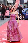 Spanish actress Ruth Gabriel during the 60th Seminci. October 24,2015.(ALTERPHOTOS/Acero)