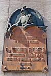 Virginio F. Grego Tomb, La Recoleta Cemetery