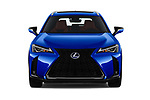 Car photography straight front view of a 2019 Lexus UX F-Sport  5 Door SUV