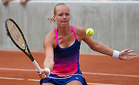 Paris, France, 26 June, 2016, Tennis, Roland Garros,  Kiki Bertens (NED)<br /> Photo: Henk Koster/tennisimages.com