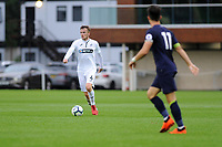 Monday 20th August 2018<br /> Pictured: Swansea City's Ryan Blair<br /> Re: Swansea City U23 v Derby County U23 Premier League 2 match at the Landore Training facility, Swansea, Wales, UK