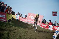 Nikki Harris (GBR/Telenet-Fidea)<br /> <br /> GP Mario De Clercq 2014<br /> Hotond Cross<br /> CX BPost Bank Trofee - Ronse