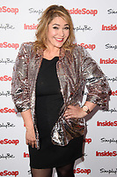 Nicole Barber Lane<br /> at the Inside Soap Awards 2017 held at the Hippodrome, Leicester Square, London<br /> <br /> <br /> ©Ash Knotek  D3348  06/11/2017