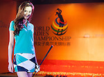Players and officials attend the Opening Ceremony & Welcome Dinner ahead the World Ladies Championship at the Mission Hills Haikou Sandbelt course on 6 March 2013 in Hainan island, China . Photo by Manuel Queimadelos / The Power of Sport Images