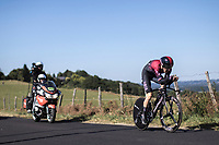 Geraint Thomas (GBR/Team Ineos)<br /> <br /> Stage 13: ITT - Pau to Pau (27.2km)<br /> 106th Tour de France 2019 (2.UWT)<br /> <br /> ©kramon