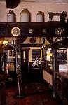 The Village Pub. Old Coach House, Ashby St Ledgers, Northamptonshire. England 1990s 1991