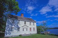 Perkins House, Castine, Maine, US