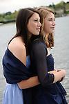 Caela's fashion Bat Mitzvah Portraits.On the dock on Long Island Sound.The Delmar Hotel, Greenwich, Connecticut.