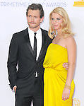 Claire Danes and Hugh Dancy at The 64th Anual Primetime Emmy Awards held at Nokia Theatre L.A. Live in Los Angeles, California on September  23,2012                                                                   Copyright 2012 Hollywood Press Agency