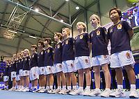 15-12-12, Rotterdam, Tennis Masters 2012, Ballkids