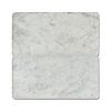 "Giovanni Barbieri 6"" x 12"" Bianco Carrara available in Timeworn finish."