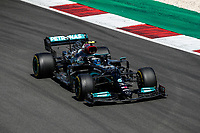 77 BOTTAS Valtteri (fin), Mercedes AMG F1 GP W12 E Performance, action during the Formula 1 Heineken Grande Prémio de Portugal 2021 from April 30 to May 2, 2021 on the Algarve International Circuit, in Portimao, Portugal <br /> FORMULA 1 : Grand Prix Portugal - Essais - Portimao - 02/05/2021 <br /> Photo DPPI/Panoramic/Insidefoto <br /> ITALY ONLY