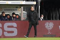 Trainer Tony Gustavsson (Australien, Australia) - 10.04.2021 Wiesbaden: Deutschland vs. Australien, BRITA Arena, Frauen, Freundschaftsspiel