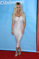 Aubrey O'Day @ the NBC Universal summer 2016 press day held @ the Four Seasons Westlake Village.<br /> April 1, 2016