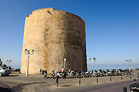 Torre dello Sperone in Alghero, Provinz Sassari, Nord - Sardinien, Italien