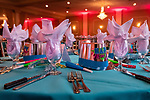 WATERBURY, CT. 30 December 2018-123018 - Preparations are underway for the Miami Vice themed New Years Eve celebration at La Bella Vista Wedding & Banquet Venue in Waterbury on Sunday. Bill Shettle Republican-American