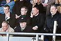 27/03/2010   Copyright  Pic : James Stewart.sct_jspa20_falkirk_v_hibernian  .::  HIBS MANAGER JOHN HUGHES IN THE STAND ::  .James Stewart Photography 19 Carronlea Drive, Falkirk. FK2 8DN      Vat Reg No. 607 6932 25.Telephone      : +44 (0)1324 570291 .Mobile              : +44 (0)7721 416997.E-mail  :  jim@jspa.co.uk.If you require further information then contact Jim Stewart on any of the numbers above.........