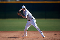 Ben Schwartz during the Under Armour All-America Tournament powered by Baseball Factory on January 19, 2020 at Sloan Park in Mesa, Arizona.  (Zachary Lucy/Four Seam Images)