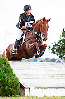 NZL-Donna Edwards-Smith rides DSE Cluny during the Veterinary Associates CCI1* Cross Country (Interim-3RD). 2016 NZL-Puhinui International 3 Day Event. Puhinui Reserve, Auckland. Saturday 10 December. Copyright Photo: Libby Law Photography