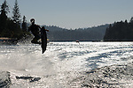 Trick Wakeboard action photo