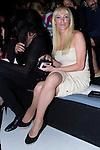 01.09.2012. Celebrities attending the David Delfin fashion show during the Mercedes-Benz Fashion Week Madrid Spring/Summer 2013 at Ifema. In the image Topacio Fresh (Alterphotos/Marta Gonzalez)