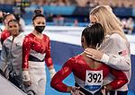 2021 TOKYO OLYMPICS - DAY 4 ARTISTIC GYMNASTICS