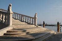 - ponte Vigo a Chioggia (Venezia), ....- Vigo bridge in Chioggia, lagoon city south of Venice ( Italy ) Italia