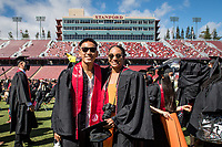 Stanford Commencement 2021, June 13, 2021