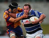 081011 Heartland Championship Rugby - Wanganui v North Otago