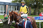 September 12, 2021: Scenes from Irish Champions Weekend at Curragh Racecourse in Kildare, Ireland on September 12th, 2021. Shamela Hanley/Eclipse Sportswire/CSM