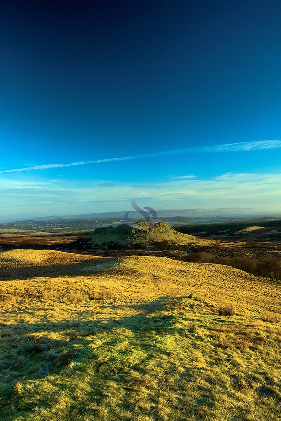 Muirshiel Country Park from Windy Hill, Muirshiel Country Park, Renfrewshire