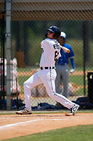 Detroit Tigers Jordan Verdon  (61) during a Minor League Extended Spring Training game against the Toronto Blue Jays on May 23, 2019 at Tigertown in Lakeland, Florida.  (Mike Janes/Four Seam Images)