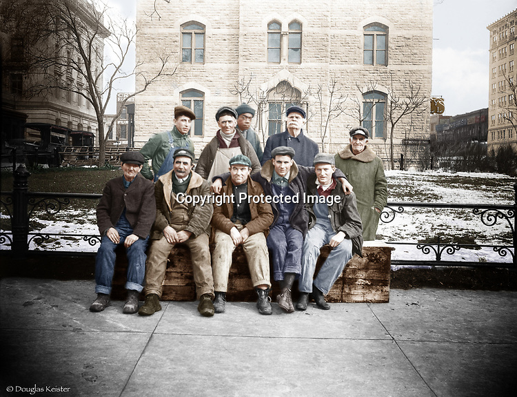 Colorization by Beth Crowe