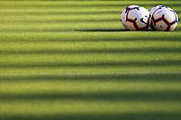 Palloni della Serie A , Balls<br /> Napoli 15-09-2018  Stadio San Paolo <br /> Football Campionato Serie A 2018/2019 <br /> Napoli - Fiorentina<br /> Foto Cesare Purini / Insidefoto