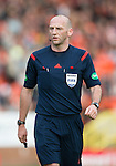 Dundee United v St Johnstone...27.09.14  SPFL<br /> Referee Bobby Madden<br /> Picture by Graeme Hart.<br /> Copyright Perthshire Picture Agency<br /> Tel: 01738 623350  Mobile: 07990 594431