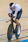 Jasper Frahm of the Germany team competes in the Men's Individual Pursuit - Qualifying as part of the 2017 UCI Track Cycling World Championships on 14 April 2017, in Hong Kong Velodrome, Hong Kong, China. Photo by Marcio Rodrigo Machado / Power Sport Images