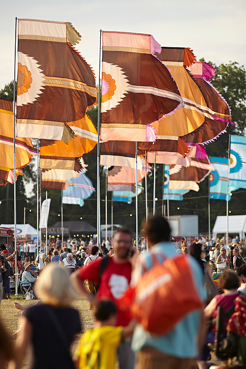 © John Angerson<br /> 140726 - Womad music festival Charlton Park, Wiltshire, July 2014.