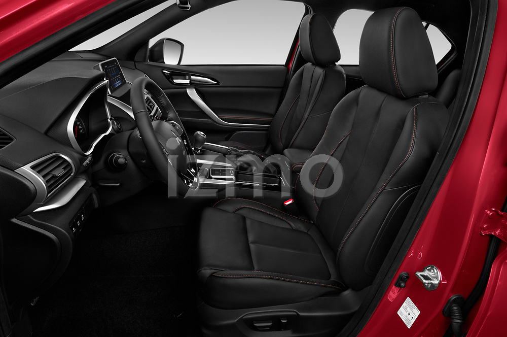 Front seat view of 2020 Mitsubishi Eclipse-Cross BLACK-Collection+ 5 Door SUV Front Seat  car photos